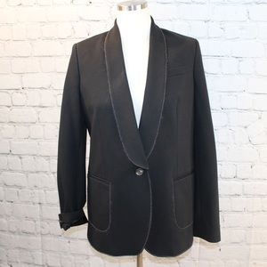 Brunello Cucinelli monili beaded blazer